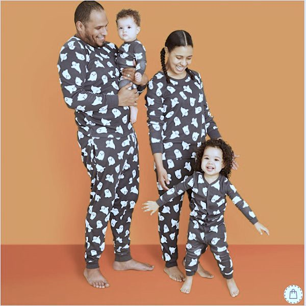 Boo Bash Matching Family Halloween PJs