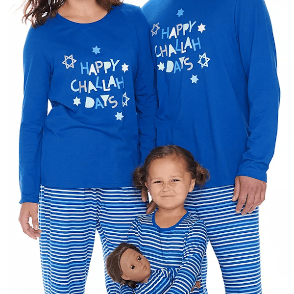 Hanukkah Family PJ Collection