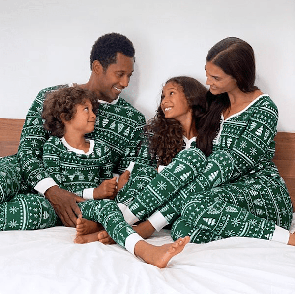 Lauren Conrad Fairisle Family Holiday PJs