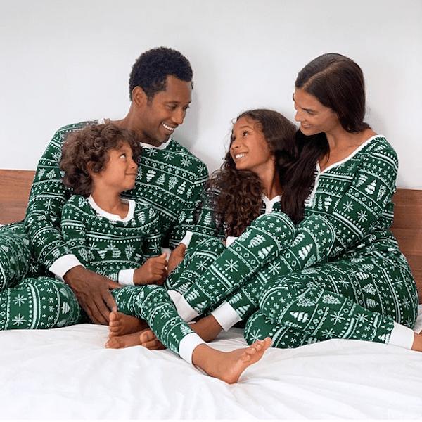 Lauren Conrad Fairisle Family Holiday PJs