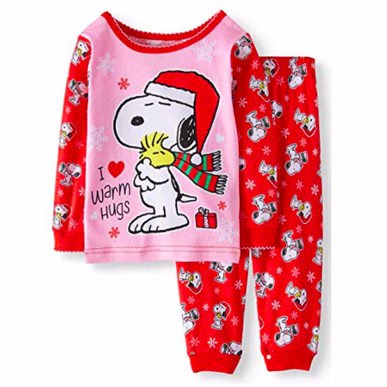 Mix & Match Snoopy Family PJs