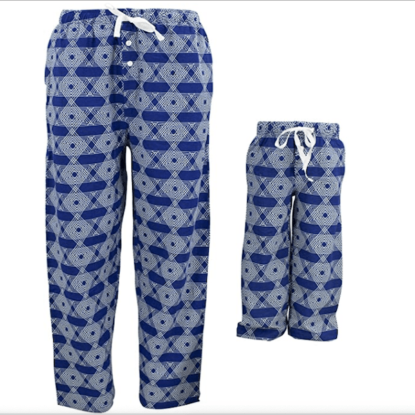 Family Hanukkah PJ Pants