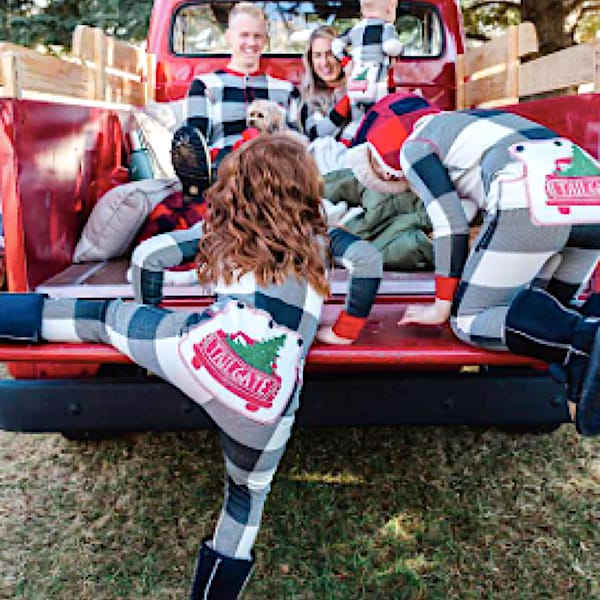 Tailgate Family Onesies