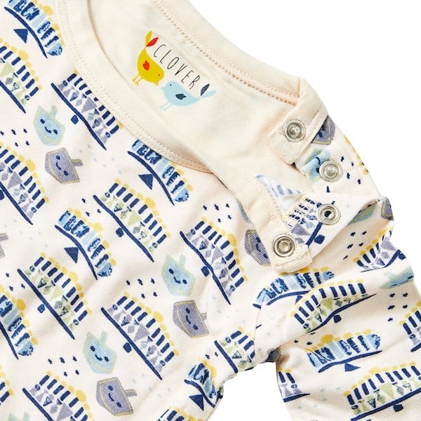 Limited-Edition Babies and Kids Hanukkah Pajamas